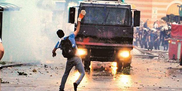Gezi Parkı olayları, Batı finansörlüğünde yapıldı