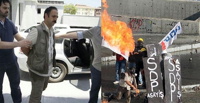 Gezi Parkı olaylarında polise molotof atan Bayraktaroğlu Rakka operasyonunda öldü