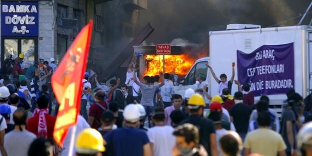 Gezi Parkı teröristleri için hesap zamanı!