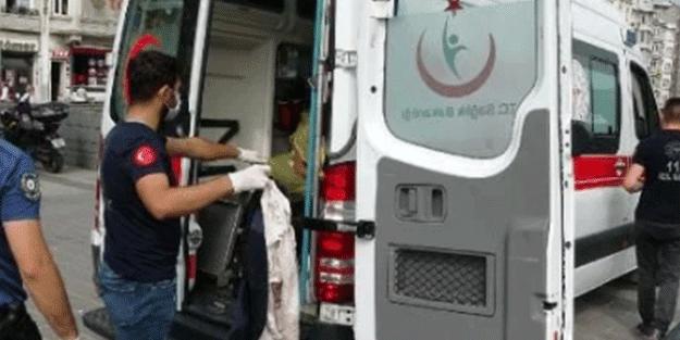 Gezi Parkı yakınlarında görülmemiş olay! Vatandaşlar kadını böyle görünce hayrete düştü