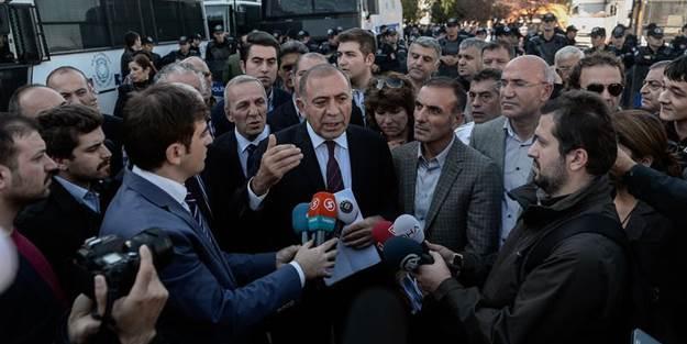 Gezi'ci CHP rahat durmuyor