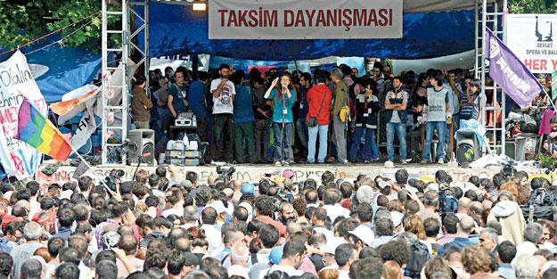 Gezicilerin 'Varlık' sebebi muhalefet