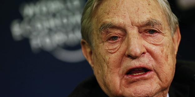 Gezi'nin finansörü Soros suçüstü yakalandı