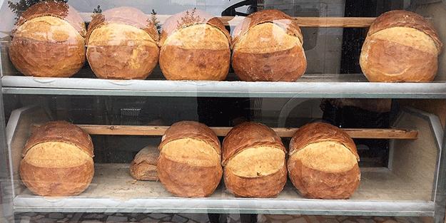 Giresun ekmeği tescillendi