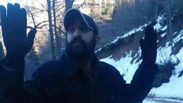 Giresun'da teslim olan PKK'lı terörist tutuklandı