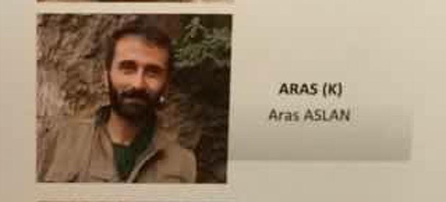 GİRESUN'DA YAKALANAN PKK'LI ARAS ASLAN TUTUKLANDI