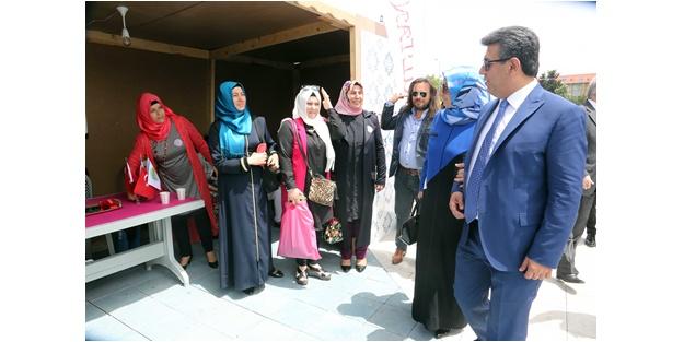 Girişimci kadınlar festivali başladı