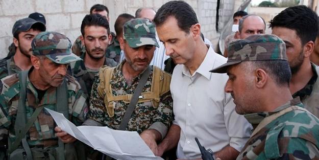 Gizli telefon konuşmaları ortaya çıktı: İran'dan gelen askerler Esed güçlerine koronavirüs bulaştırdı