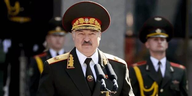 Gizlice yemin etmişti... AB'den Lukaşenko'yu küplere bindirecek çıkış