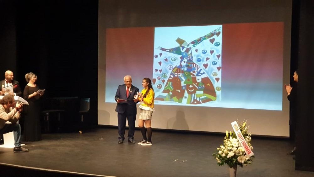 GKV'li Nurhan Karaca'ya Mevlana Özel Ödülü