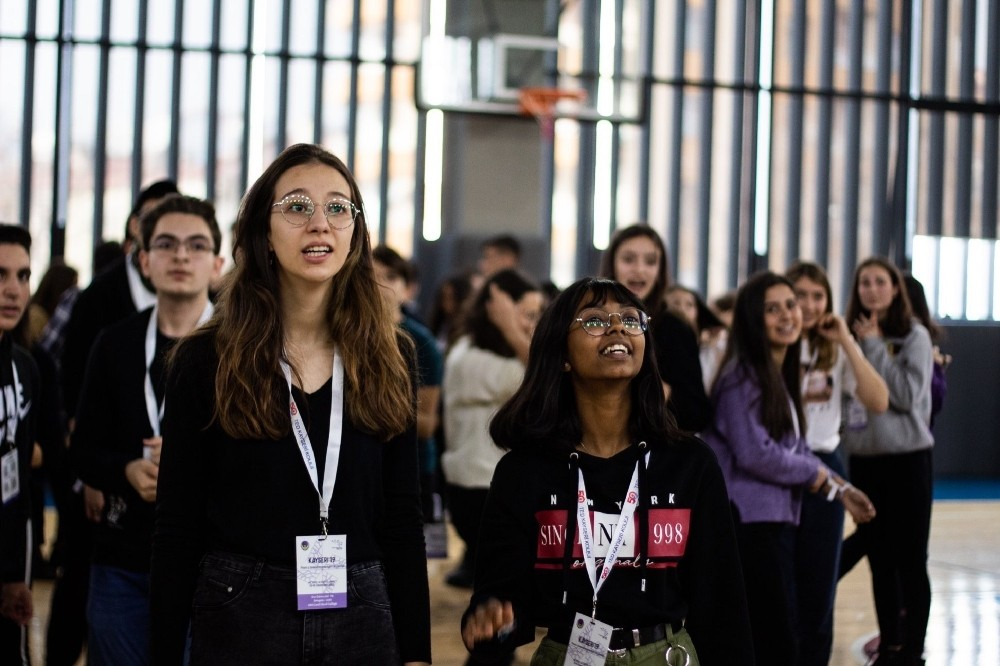 GKV'liler Türkiye'yi Avrupa Gençlik Parlamentosunda temsil edecek
