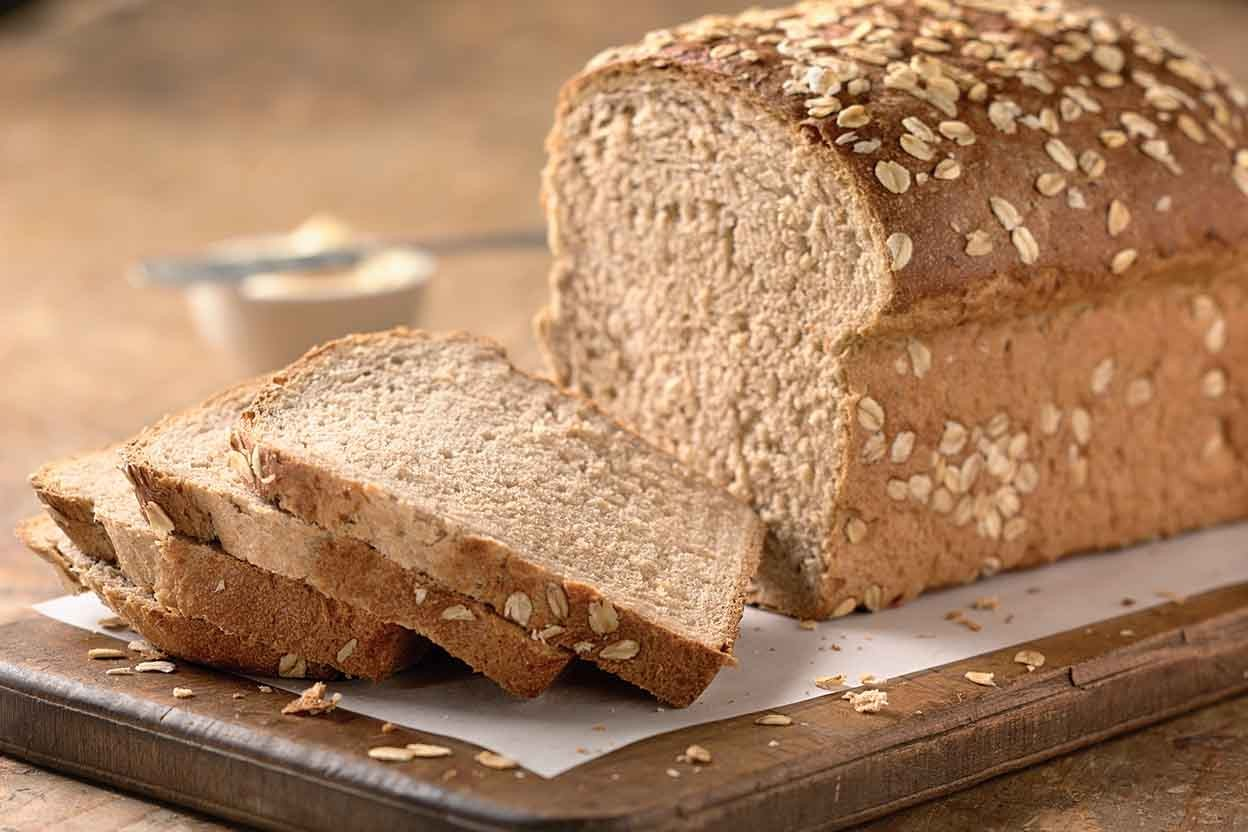 Glutensiz ekmek | Yulaflı ekmek tarifi