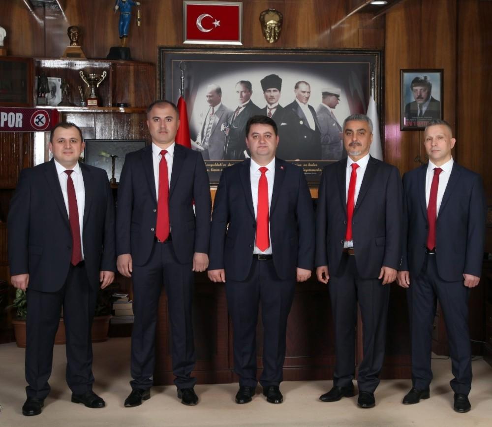 """GMİS Yönetim Kurulu; """"Milletimizin başı sağ olsun"""""""