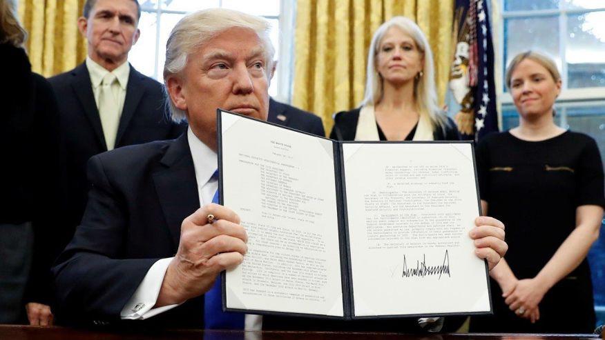 Göçmen yasağı yine reddedildi