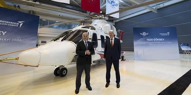 GÖKBEY helikopterinde kritik bir aşama daha tamamlandı