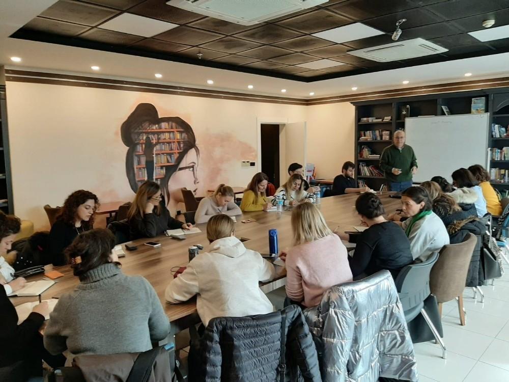 Göktürk Kültür Merkezi'nde girişimcilik kursu başladı
