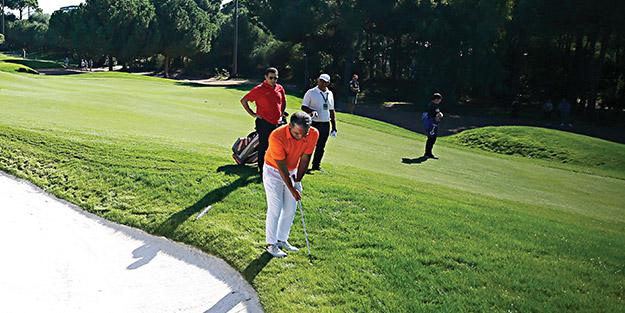 Golf tutkunlarının adresi oldu