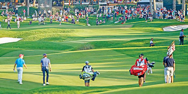 Golfseverleri Antalya'da buluşturdu