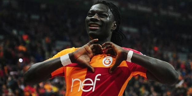 Gomis'ten Galatasaraylıları heyecanlandıran paylaşım