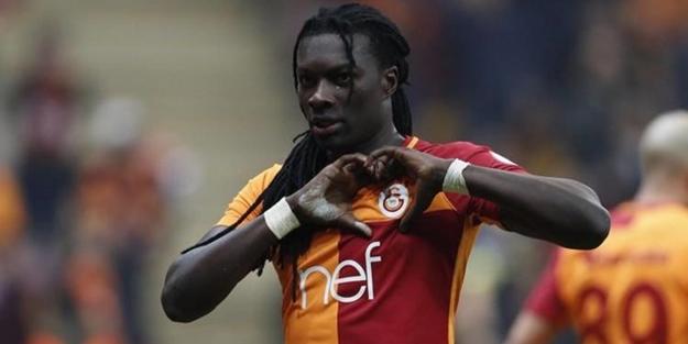 Gomis'ten yeni Galatasaray paylaşımı!