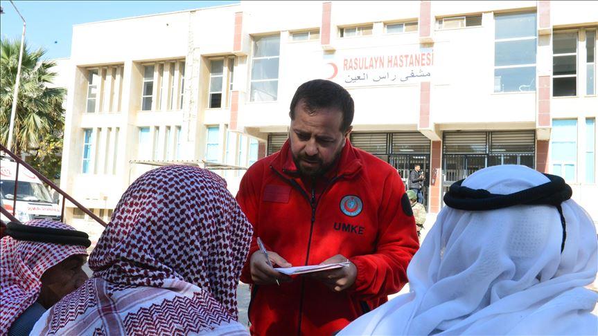 'Gönüllüler ordusu' Barış Pınarı Harekatı bölgesinde