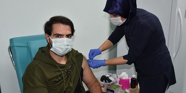Faz 3 çalışmaları sürüyor: Çin'de üretilen aşı gönüllüler üzerinde uygulanıyr
