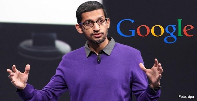 Google CEO'su Pichai'nun hesapları çalındı