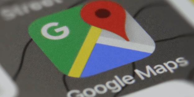 Google Haritalar'a karanlık mod özelliği geldi