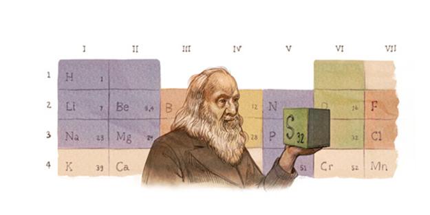 Google'dan Dimitri'ye özel doodle