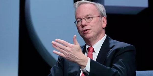 Google'ın eski patronu dünyanın en zeki 100 gencini arıyor