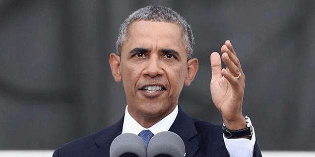 Görevi bırakmasına saatler kala Obama'dan flaş karar!