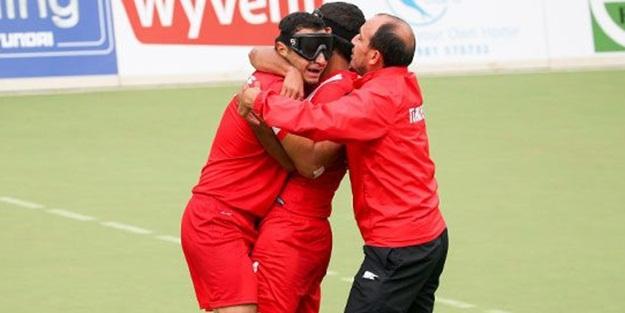 Görme Engelli Futbol Milli Takımı Avrupa şampiyonu
