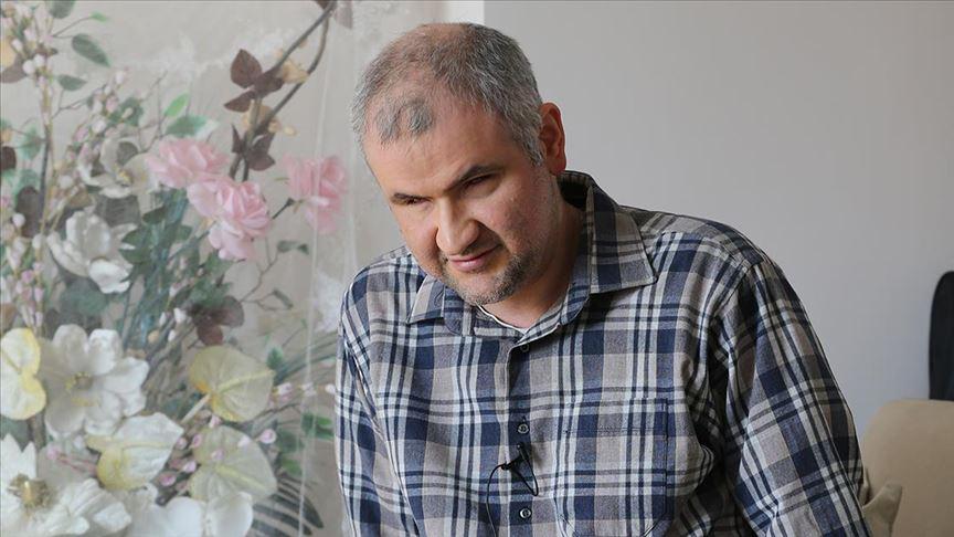 Görme engelli işçi, 22 yıl çalıştığı İGDAŞ'tan 'mobbing'le ayrıldığını iddia etti