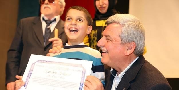Görme engelli vatandaşların Kur'an-ı Kerim öğrenme heyecanı