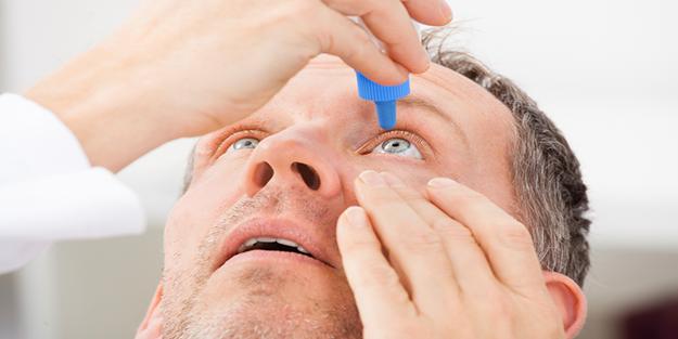 Göz damlası orucu bozar mı?   Oruçluyken göz damlası kullanılır mı?
