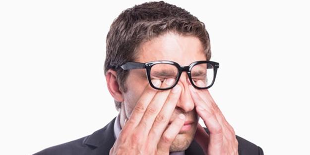 Göz kaşıntısı nedir? Göz kaşıntısı neden olur?