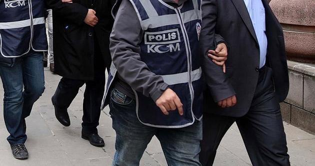 Burdur'da FETÖ/PYD operasyonu