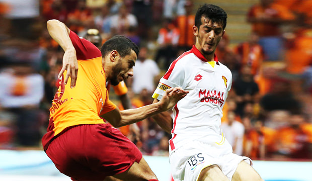 Göztepe - Galatasaray! Muhtemel 11'ler