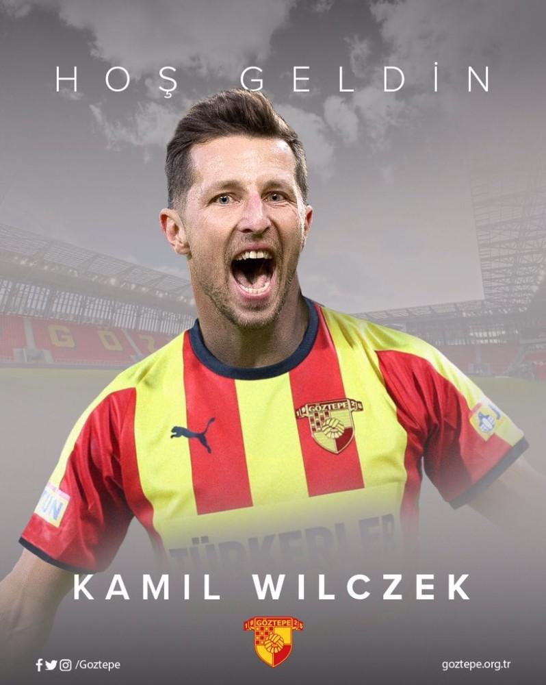 Göztepe, Kamil Wilzeck'i kadrosuna kattı