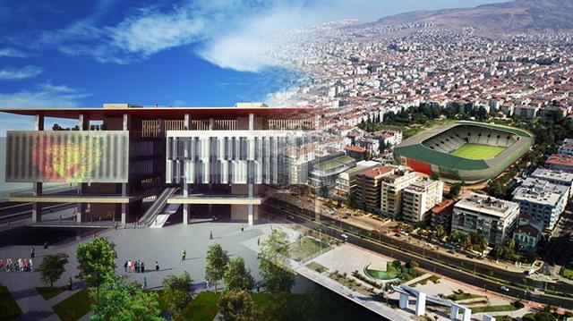 Göztepe ve Karşıyaka'ya modern stat müjdesi