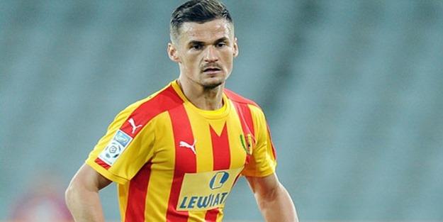 Göztepe'ye sürpriz stoper Adnan Kovacevic