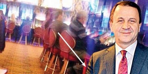 CHP'li başkanın gözü adaylıkta kendisi kumar masasında
