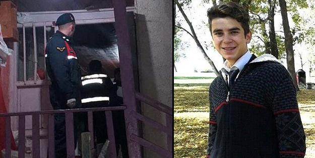 Gözü dönen baba, 19 yaşındaki oğlunu öldürdü