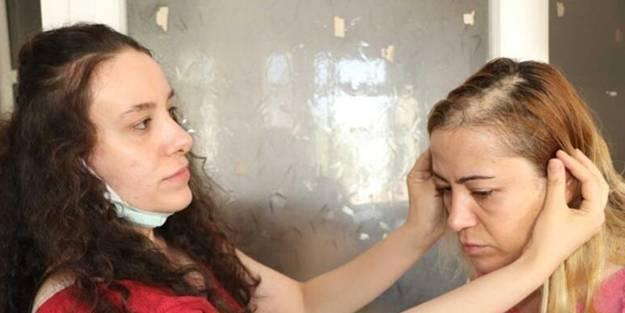 Gözü dönmüş hasta hemşirenin saçlarını kopardı!