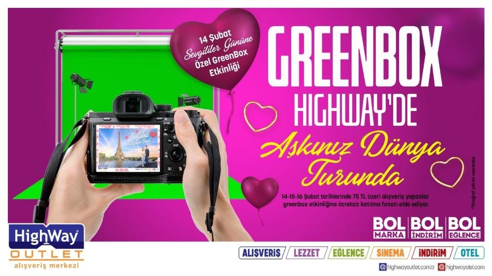 Greenbox Hıghway'de, aşklar dünya turuna çıkıyor