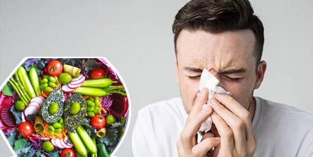 Gribe karşı sağlıklı beslenme önerileri neler? Grip olmamak için ne yemeliyiz