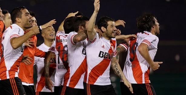 Guarani: 1 - River Plate: 1