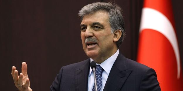 Abdullah Gül'e 'AK Parti' sorusu