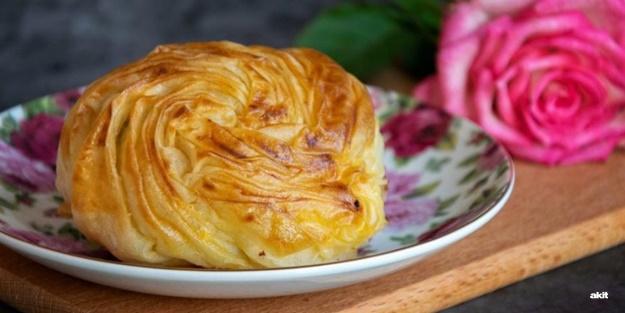 Gül böreği nasıl yapılır? Kolay ve lezzetli gül böreği tarifi