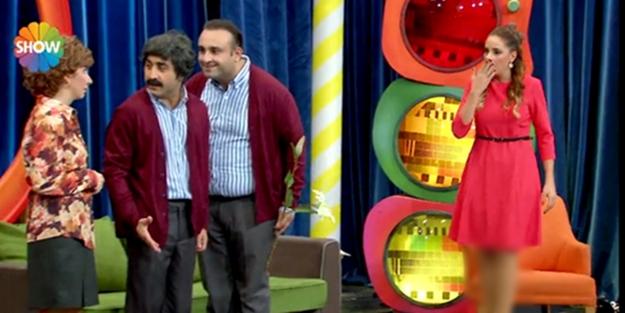 Güldür Güldür'den rezalete 'Mustafa Sarıgül' arası